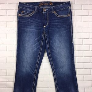 7 For All Mankind Straight Leg Jeans Size 10
